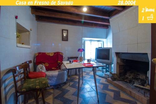 Casa de pueblo en venta en Fresno de Sayago - Zamora