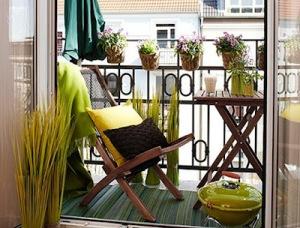 Disfruta de tu terraza en verano