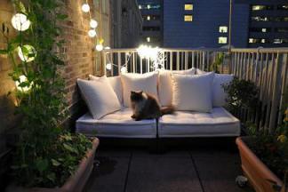 terraza pequea decorada terraza decorada estilo chill out - Terrazas Chill Out