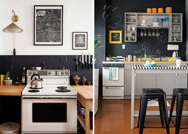 Cocina nueva sin obras parte i renovar azulejos - Pintura para azulejos de cocina ...