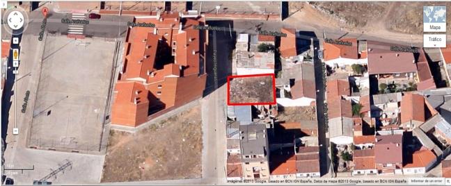 Calle Arañuelos 17C en La Alberca (Zamora)