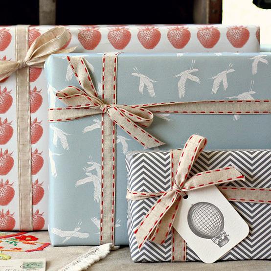 ideas para envolver regalos vivirenzamora