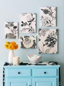 Combina todos los textiles de tu hogar