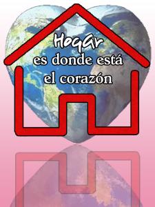 hogar es donde esta el corazon
